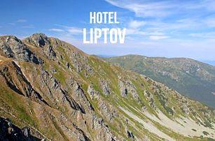 Oblíbený Hotel Liptov v Tatrách s dítětem do 12 let zdarma