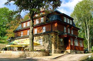 3–6denní last minute pobyt pro 2 s polopenzí v Krkonoších v horské chatě Ozon