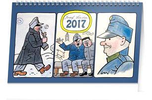 Stolní kalendář - Švejk - dodání do 2 dnů