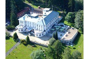 Luxusní wellness pobyt pro 2 v Parkhotelu Golf****