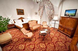3denní relaxace s polopenzí na zámku Hrubá Skála
