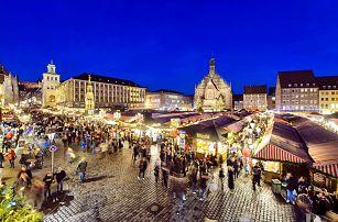 Adventní zájezd do německého Norimberku na vánoční trhy pro JEDNOHO – odjezd z Prahy a Plzně