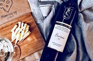 Degustační balíčky pro milovníky sýrů a vína