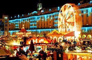 Jednodenní zájezd na vánoční trhy v Drážďanech pro 1 osobu