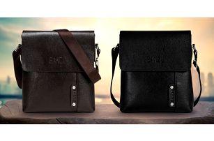 Kožená taška pro elegány