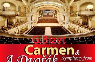 Silvestrovský Galakoncert 31.12.2016 v 19 hod. V provedení Bohemian Symphony Orchestra Prague.