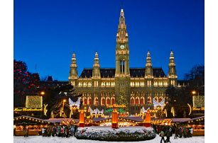 Zájezd na nejlepší vánoční trhy ve Vídni