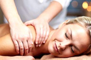 Relaxační masáž v délce dle výběru