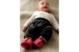 Dětské vlněné capáčky - zahřejí vaše miminko i v těch největších mrazech!
