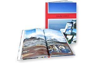 Originální fotokniha s až 304 stránkami
