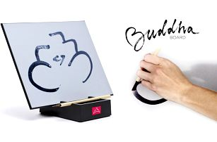 Buddha Board: Objevte kouzlo okamžiku