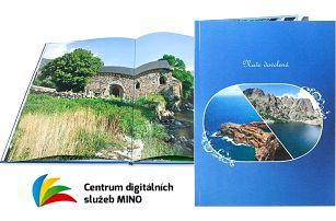 Exkluzivní šitá fotokniha v různých formátech s různým počtem stran