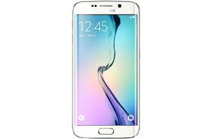 Samsung Galaxy S6 Edge (32 GB) bílý