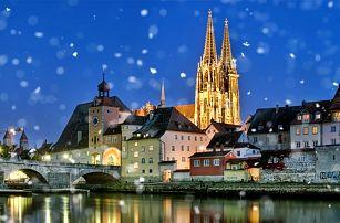 Zájezd na adventní trhy do Regensburgu pro 1 osobu