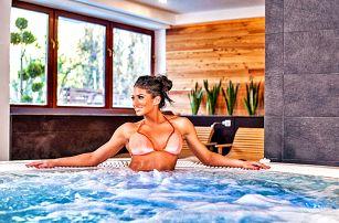 Maďarské lázně Sarvár pro DVA s neomezeným wellness a polopenzí v 4* hotelu