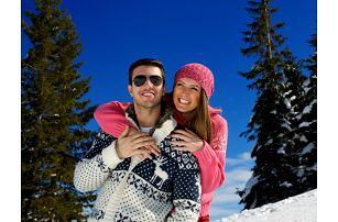 Zimní dovolená pro dva pod Ještědem za akční cenu!