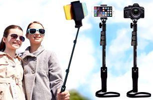 Teleskopická selfie tyč značky Yunteng
