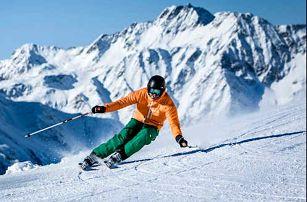 4* hotel v Jižním Tyrolsku. Zimní pobyt s bohatou polopenzí a každodenním welness