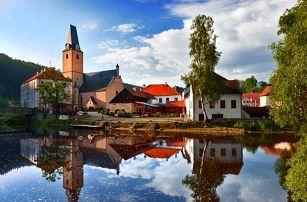 Relaxace pro 2 v jižních Čechách se skvělým menu