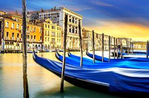 Zájezd do Benátek s návštěvou Verony a jezera Lago di Garda, termíny i na Silvestra a v době karnevalu