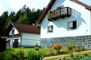 3–5denní pobyt se saunou v apartmánu Podhájí v jižních Čechách pro 2–5 osob