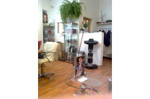 Dámský kadeřnický balíček: barva nebo melír + střih nebo keratin Pro všechny délky vlasů