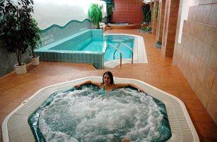 3 wellness dny, Hotel Synot*** pro 2 osoby. Polopenze, neomezený vstup do vířivky a bazén