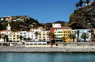 Madeira - na 8 až 12 dní, polopenze s dopravou letecky z Prahy
