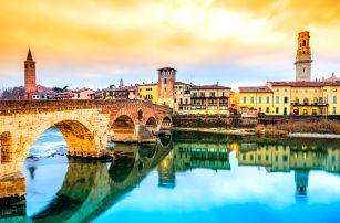 4denní zájezd do Itálie pro 1 osobu vč. dopravy, 1x ubytování a snídaně