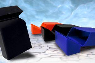 Silikonová pouzdra na krabičky