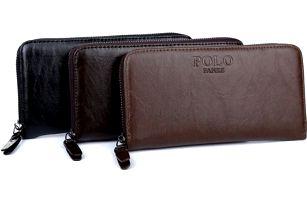 Pánská dlouhá elegantní peněženka - poštovné zdarma