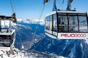 5–6denní lyžařský balíček Pejo***, Itálie | Doprava, ubytování, polopenze a skipas v ceně!