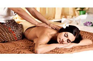 Thajská olejová terapeutická masáž celého těla
