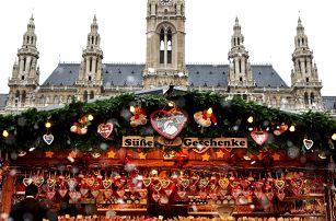 Celodenní zájezd na vánoční trhy do Vídně pro 1 osobu