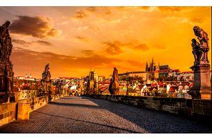 Luxusní pobyt v centru Prahy se snídaní pro 2 osoby ve všední dny i s možností víkendu za příplatek