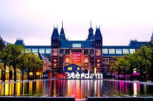 Amsterdam a obří květinový park Keukenhof: 3denní zájezd z Brna pro 1 osobu na jaře 2017