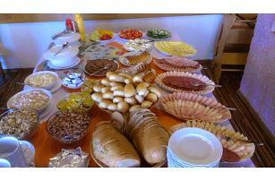 Vysoké Tatry na 3-6 dní pro dva v Hotelu Tatranec**: polopenze, fitness, sleva ns aquapark