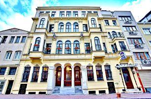 Turecko - Istanbul na 3 až 4 dny, snídaně s dopravou letecky z Prahy