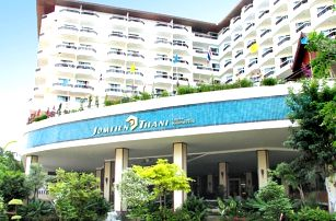 Thajsko - Pattaya na 10 až 15 dní, snídaně s dopravou letecky z Prahy