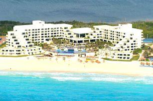 Mexiko - Cancún na 8 dní, all inclusive s dopravou letecky z Prahy