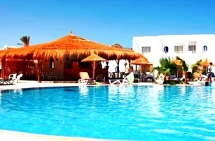 Tunisko, Djerba, letecky na 8 dní s all inclusive