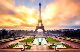 4denní zájezd Paříž a vesnička Marie Antoinetty