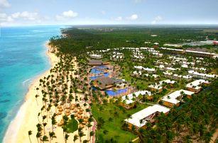 Dominikánská republika - na 8 dní, all inclusive s dopravou vídeň