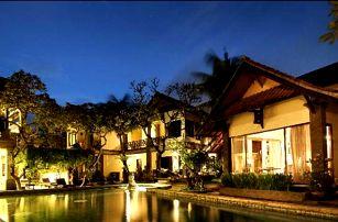 Bali - na 10 až 13 dní, snídaně s dopravou letecky z Prahy