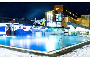 3–4denní pobyt pro 2 se snídaněmi a aquaparkem pod Tatrami v penzionu Vila Mery