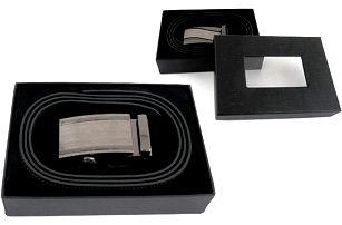 Pánské kožené pásky v různých variantách i velikostech