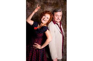 Divadelní komedie Filumena Marturano v KD Peklo v Plzni, 20.11.2016! Hrají Stašová, Skopal
