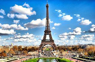 4denní zájezd do Paříže s návštěvou Versailles