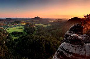 Aktivně-odpočinková dovolená v Českém Švýcarsku