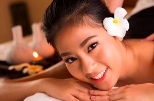 100 minut rozmazlování s masáží dle výběru